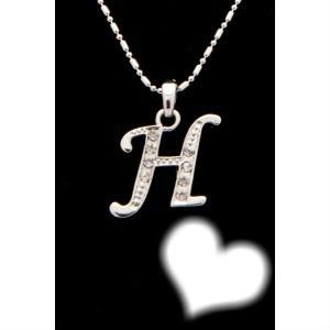 lettre h Photo montage lettre h   Pixiz lettre h