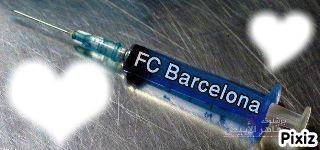 Felicitaciones De Navidad Del Fc Barcelona.Montaje Fotografico Fc Barcelona Pixiz