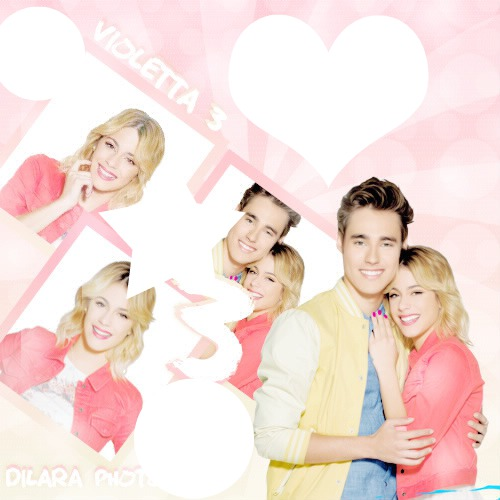 Montage photo college de violetta y leon 3 pixiz - Photo de leon de violetta ...