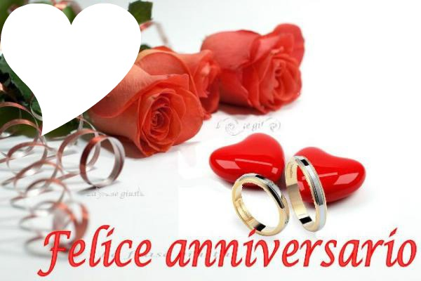 Anniversario Di Matrimonio Auguri Immagini : Fotomontaggio anniversario di matrimonio pixiz