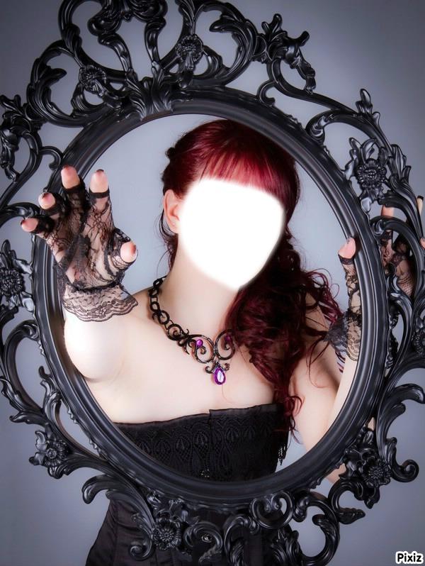 Montage photo miroir qui est la plus belle pixiz for Miroir qui est la plus belle