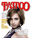 Tattoo magazine cover