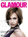 Cover of Glamour magazinu