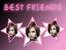 Best Friends Bintang 3 Foto
