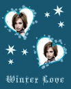 Winter Love ♥ 2 photos Hiver