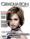 Couverture de magazine Graduation