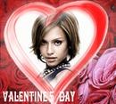 Valentine hjerte ♥