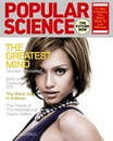 Cover of Popular Science-lehden