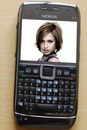 Mobiltelefon Smarttelefon Nokia Scene