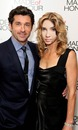 You too go out with Patrick Dempsey! Face