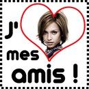 Es mīlu savus draugus! ♥