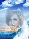 Ocean Wave море