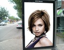 Reklam panosu Sahne