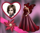 Fairy Red heart ♥