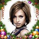 Karácsonyi keret