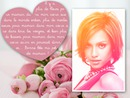 Дни матери Букет цветов и стихотворениe