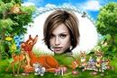 Bambi Dessin animé