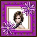 Purpurinės gėlės