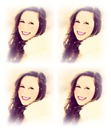 4 foto in stile photo booth