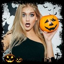 Halloween photoframe for Facebook profile picture