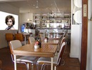 Tafel keukenscène