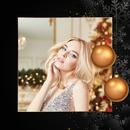 Natal hitam dan emas