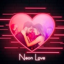 Neon lights heart