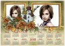 Kalender 2015 in Englisch