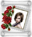 Рози от пергамент