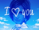 I love you Nuage Ciel