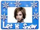 Let it Snow Ziemas Snow