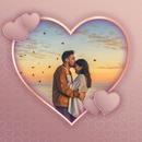 Rožinės širdys