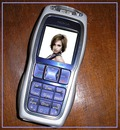 Scene mobile phone Nokia