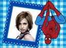 Marco infantil Spiderman