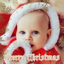 Minimālisma zelta Ziemassvētki