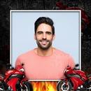 Motocykle a plamene