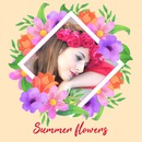 Vasaros gėlės