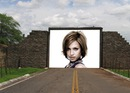 At the end of a road Billboard Scene