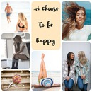 Pinterest style collage
