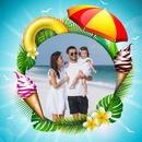 Tropischer Urlaub