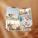 5 bilder collage