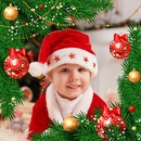 Rám na Vianoce