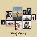 10 mga frame