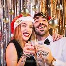 Bingkai Natal dan Tahun Baru