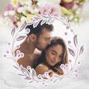 Bouquet et marbre