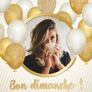Zlatni i srebrni baloni