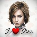 私はあなたを♥