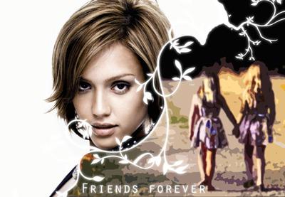 Vriendschap Friends forever