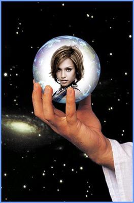 Globe Boule de cristal