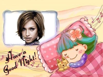 Ребенок до Спокойной ночи Спокойной ночи